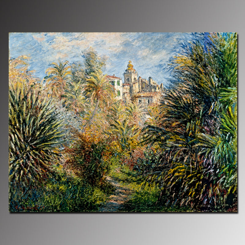 BC13-9599 Handmade impressionist oil painting reproduction