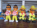 inflatable cartoon characters for advertising