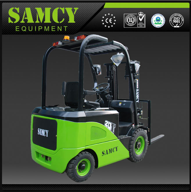 rechargeable battery for forklifts