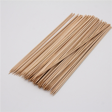 high quality natural eco friendly bamboo kebab skewer stand