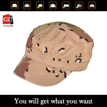 fashion and different style custom desert camo cap