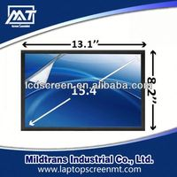 100% original replacement Laptop led/lcd screen LTN154BT02 for 15.4 inch notebook computer laptop screens for sony