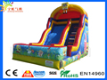 New 2017 design spongebob outdoor giant inflatable dry kids commercial slide