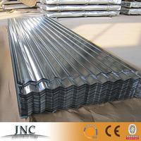 4x8 galvanized corrugated steel sheet/zinc roofing/aluminum roofing
