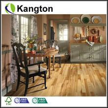 China Special design North America hickory solid hardwood flooring