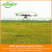2016 wholesale GPS 10KG agriculture drone uav spray / agriculture power sprayer machine