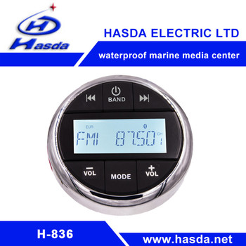 New design products marine mp3 player manufacturer OEM