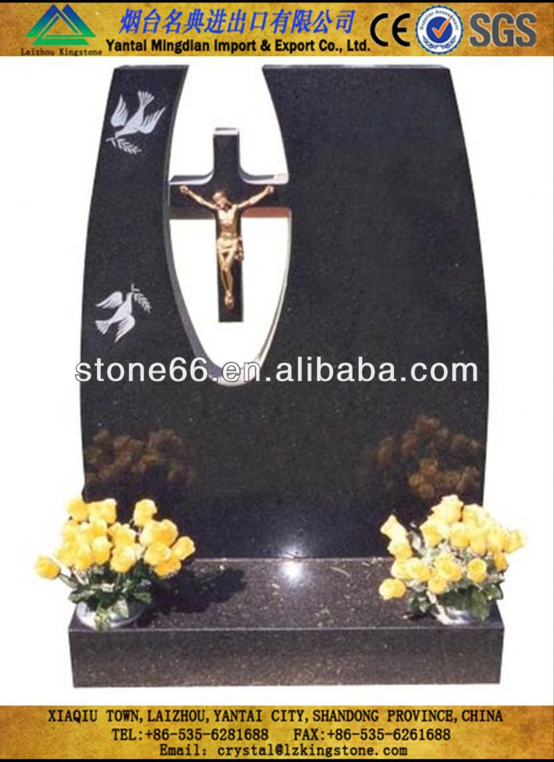 CN hotsale granite angel monument designs