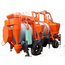 China facotry 40t/h mobile bitumen mixing plant price
