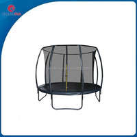 CreateFun fiber glass trampoline with roof