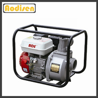hand starting operation agricultural irrigation ce approved gasoline water pumps for irrigation