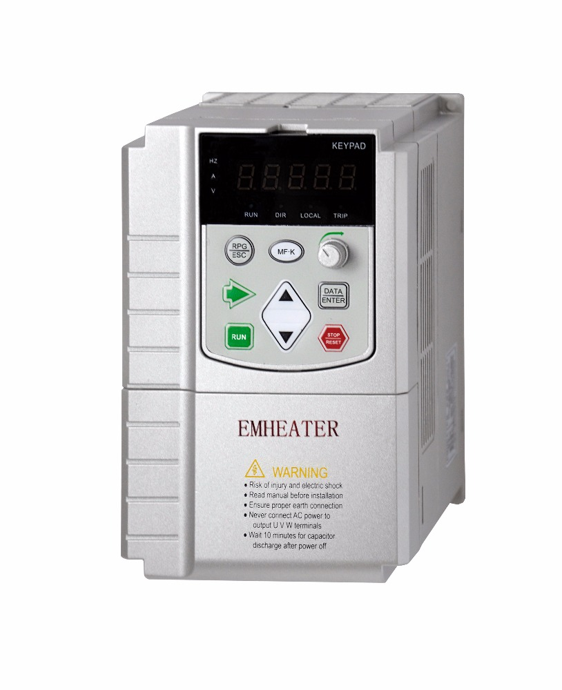 VFD stock 4KW 380V ac variable speed drive solar pump inverter with mppt