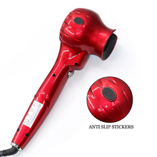 Automatic Electric Ceramic Hair Curl Curling Wave Curler Roller Wand
