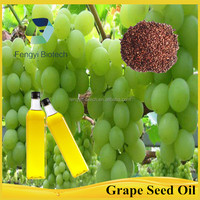 100% natural plant oils cold pressed pure grape seed oil