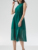 Women Summer Wear Midi Ladies Dress