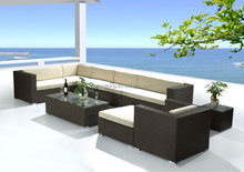 Funtional and Comfortable Cove Wicker Patio Sectional