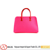 Trending laser cutting high quality felt tote bag made in China