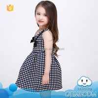 Wholesale fancy kids frock designs pictures grid new style fashion high quality cool elegant baby dress pictures