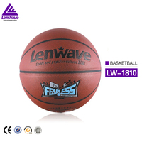 Factory wholesale fearless match ball custom EVA basketball in bulk