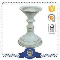 Good Quality Eco-Friendly Table Standing Metal Candle Holders
