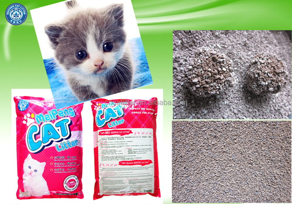 Modern Design Cat Litter Silica Gel