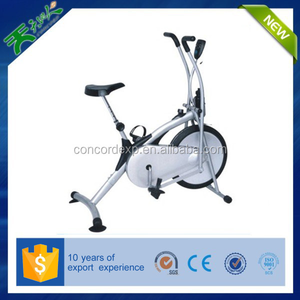 2015 new outdoor mini pedal exercise air bike for elderly