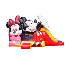 mickey mouse jumping castle/mickey inflatable bounce house/inflatable bouncer castle moonwalk