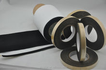 Hot sale black acrylic adhesive insulation felt cloth tape for automotive