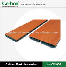 waterproof PVC foam skirting board
