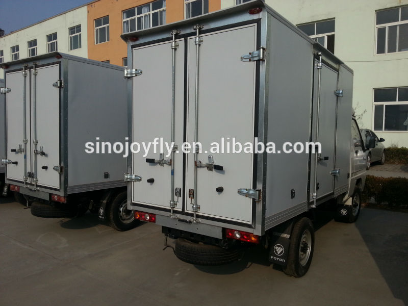 Hot selling 20ft skeleton container semi trailer with high quality