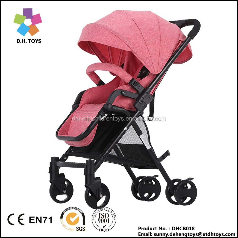Lightweight Throne Baby Stroller Portable Can Sit And Lie Down Folding baby stroller/pram suitable for 0~6 years