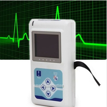 Popular Free software 12 channel ECG holter system recorder analyzer Cardioscape ECG Holter Monitor