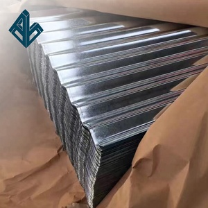 Trade Assurance SGCC DX51D Prime Prepainted Hot Dipped Corrugated Galvanized Steel Roof Coated Roofing Sheet