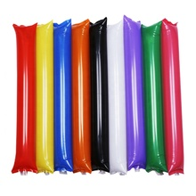 Pair of Bang Bang Sticks Party Promotional Giveaways For Sport Event Balloon Sticks Inflatable Toys Noise Maker Cheering Sticks