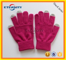 High quality amazing winter warm touch screen gloves