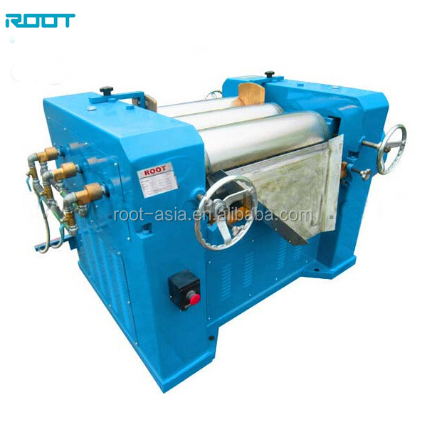 Three Roll Mill for Soap Production, Soap Machine