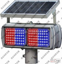 Approved CE Professional Manufacture Solar Caution traffic Light