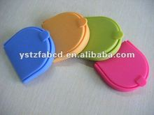 Discount! 2012 Clever Promotion Gifts Silicone Small Coin Pouch