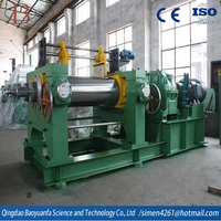 XK-560B two roll open rubber mixing machine/open mixing mill