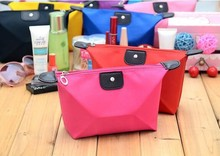 New 2017 Arrival bag cosmetic travel cosmetic bag set with zipper and logo