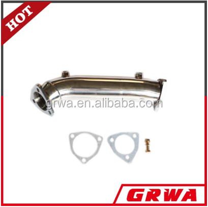 GRWA Hot Sale Exhaust downpipe for A udi A4 B5 B6 VW Passat 1.8T 98-05