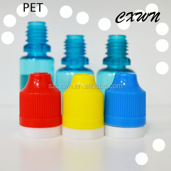 e cig wholesale china 10ml/20ml /30ml bottle for e liquid with childproof cap dropper bottle for eliquid,ejuice,essential oil