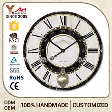 Best Quality Newest Personalized Time Flying Clock Magnet Ball Wall Dials For Clocks