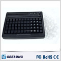 50 Keys All In One Pos Terminal Keyboard /USB Pos Programmable Keyboard