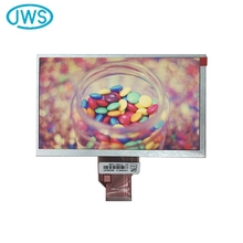 Newest top quality 7 inch 800x480 tft lcd display panel