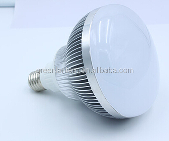 high power <strong>R120</strong> led bulb e27 20W with reflector milky cover