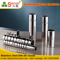 2 inch 12 inch stainless steel pipe 201