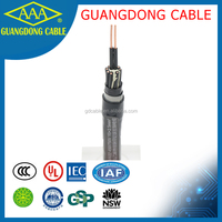 KVV22 10x2.5mm2 10 cores machine control cable chinese supplier different types of auto control cable manufacturer price