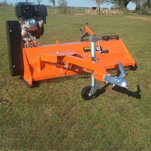 Hot Sales&cheap Price Mobile Trailer 13HP ATV120 Flail Mower For Sale