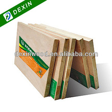 1220mm*2440mm Block Board/Blockboard for Furniture and Wardrobe